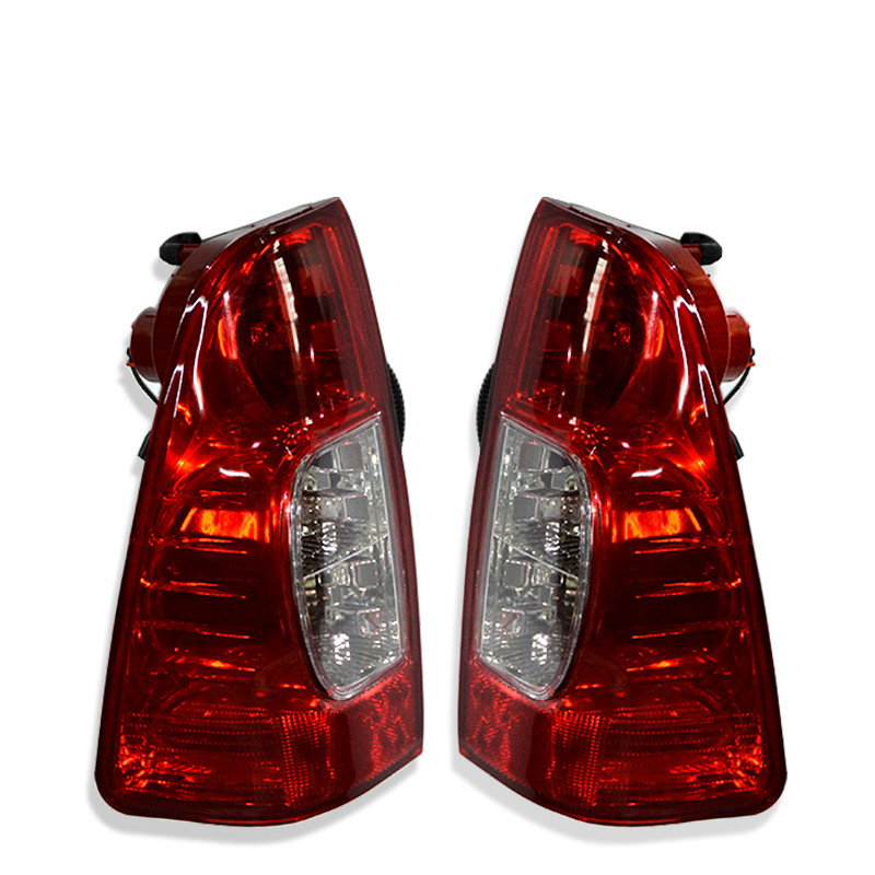 original Tail Light Rear Brake Lamp Rear fog lights Fit For isuzu DMax D-MAX Pickup Car 2006-2011 REAR BRAKE LIGHTS TAIL LAMP for great wall pickup truck wingle 6 tail lamp assembly rear lights assembly