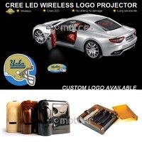 Двери автомобиля Предоставлено Добро пожаловать проектора лазерный UC-La гобо логотип Свет Добро пожаловать Призрак Тень Лужа эмблема Spotlight ...