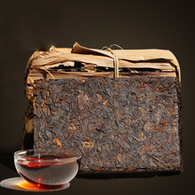 More than 15 Years Puer Tea Chinese Yunnan Old Ripe Puer 250g Health Care Pu'er Tea Brick Puerh For Weight Lose Tea China Tea(China)