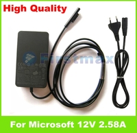 100 Genuine 12V 2 58A 36W Laptop Adapter For Microsoft Surface Pro 3 1625 Pro 4