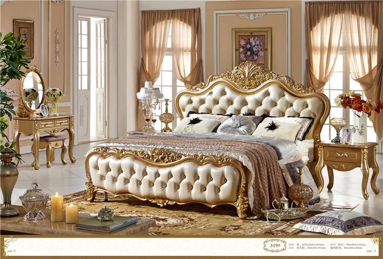 Marvelous High Quality Bedroom Furniture/luxurary Bedroom Furniture Set