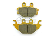 Free Shipping Motorbike Brake Pads Organic For CECTEK 500 EFI Gladiator 2009-2010 Front BRAKING NEW