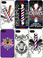 barbershop Barber Pole Distressed case for iphone 4s 5s 5c 6 6s 7 Plus iPod 5 6 Samsung s3 s4 s5 mini s6 s7 edge plus Note 3 4 5