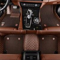 Custom Fit Car Floor Mats For Toyota Land Cruiser 200 Prado 150 120 Rav4 Corolla Avalon