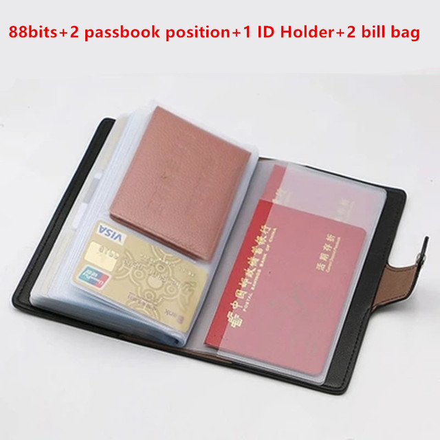 88bits2 passbook position1 id holder2 bill bag womenmen business 88bits2 passbook position1 id holder2 bill bag womenmen colourmoves