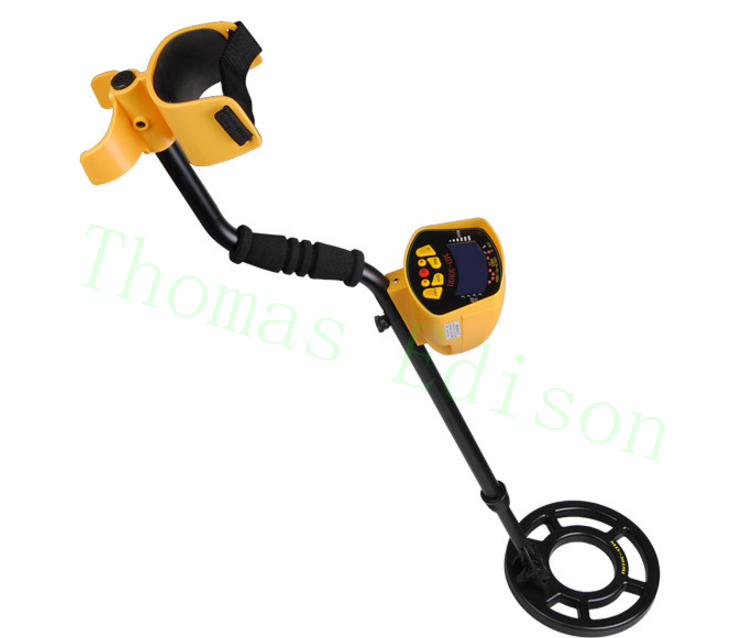 Outdoor 1.5 meters underground metal detector detection instrument for archaeological treasure of gold and silver treasure