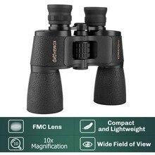 Military binoculars baigish 20X50 high power telescopes Russian powerful telescopio For football camping outdoor tools Genuine