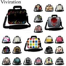"""Hombro bolsa 10 """"Tablet 10,1 12"""" 13,3 14 15 15,4 17 """"Chromebook de moda de negocios maletín para xiaomi Google LapBook 15,6"""