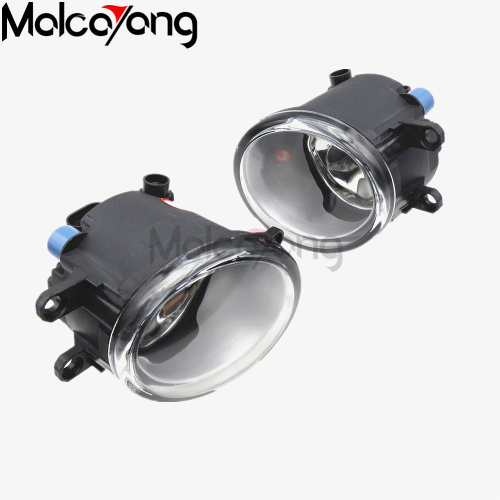 for Toyota Corolla Verso (ZER_ZZE_R1_) 2007-2008 Fog Lights Halogen car styling FOG LAMPS коврики в салон toyota corolla 2007