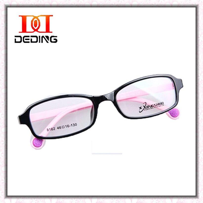 f8ef381f58 Hot Sale Children Eyeglasses TR90 Optical Glasses Frame Boys Girls Myopia  Amblyopia Glasses Kids Clear Lens Glasses DD0292-1