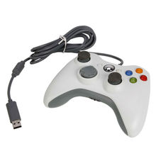 1pc Corlorful USB Wired Game Controller Joypad Joystick For Xbox for 360 Slim Accessory without box