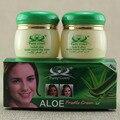 O envio gratuito de 20g * 2 = 1 conjunto Aloe Ponto Whitening Creme Remove Pigment Sarda cuidados faciais