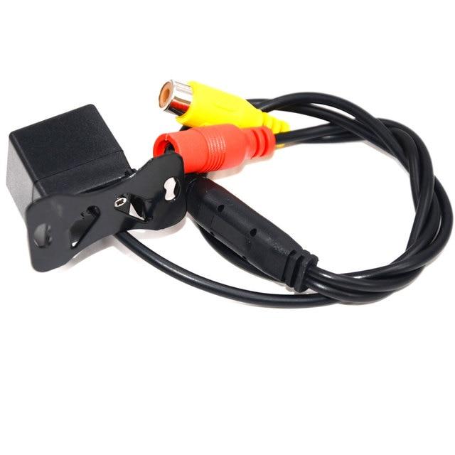 BYNCG 8 LED Night Visions tylna kamera samochodowa szerokokątny kolor HD obraz wodoodporna uniwersalna kamera cofania
