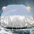 Aplicar a para BMW 5 Series coche Engrosada cubierta Helada de prevención contra la lluvia ropa de protección de calidad de aislamiento Térmico