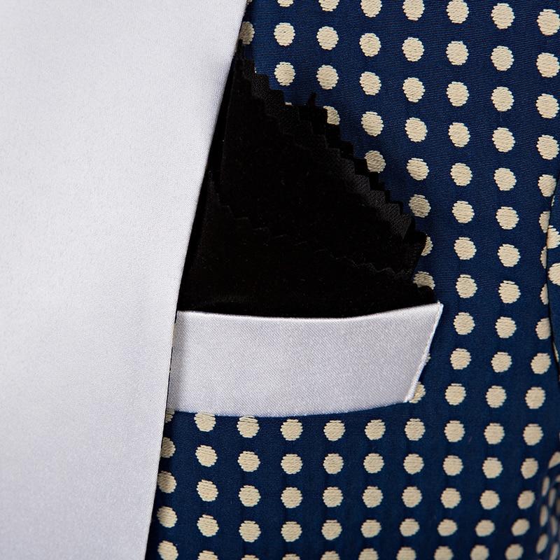 nové módní vysoce kvalitní pánské kalhoty oblečení - Šaty pro svatební hostiny - Fotografie 5