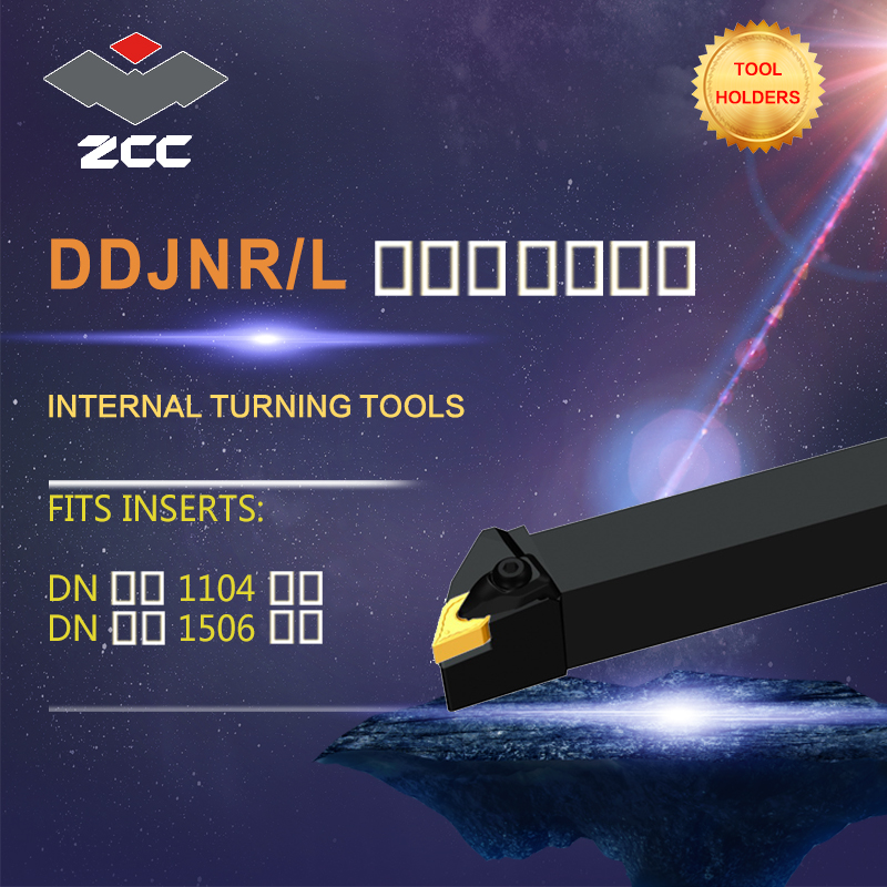 ZCC CNC lathe tool holder DDJNR DDJNL tungsten carbide cutting tool plate tools holder for cnc lathe cutter cutting turning tool цена