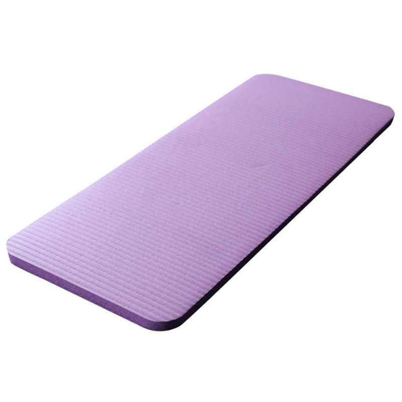 Yoga Mat 15mm Thickening Yoga Pad Fitness Non-slip Blanket Tablet Support Yoga Gym Exercise Sport Mats Knee Pad a Strap Pilates