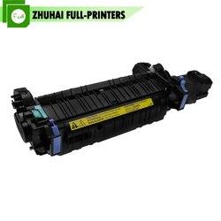 Odnowiony zespół utrwalający utrwalacza jednostka dla hp color laserjet CP3525dn 3525n CM3530 drukarka laserjet enterprise 500 M551 CE484A CE506A