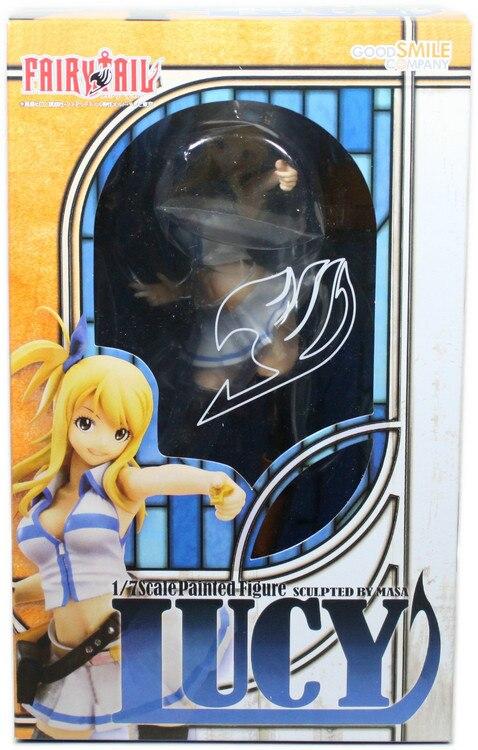Lucy Heartfilia Figure Box