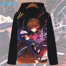 Chuunibyou Demo Koi ga Shitai Anime Pullovers Takanashi Rikka Printed Hoodies Men Women Fleece Coat  Hoody