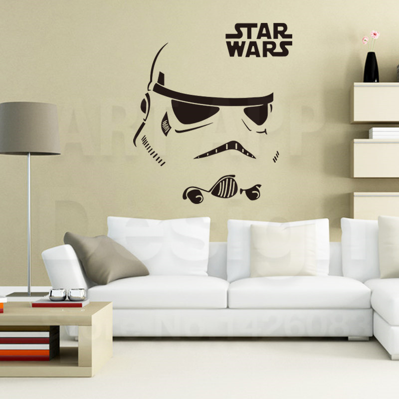 Art New Design Vinyl Imperial Home Decor Stormtrooper Wall Sticker