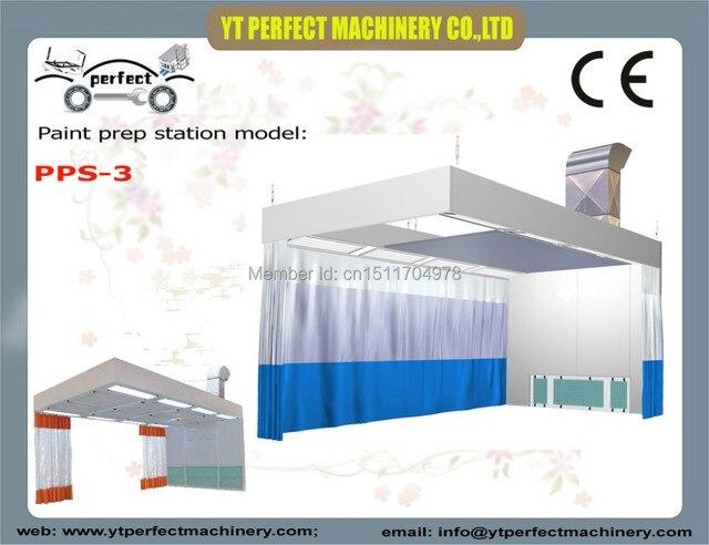pps 3 station de pr paration de peinture voiture zone de. Black Bedroom Furniture Sets. Home Design Ideas