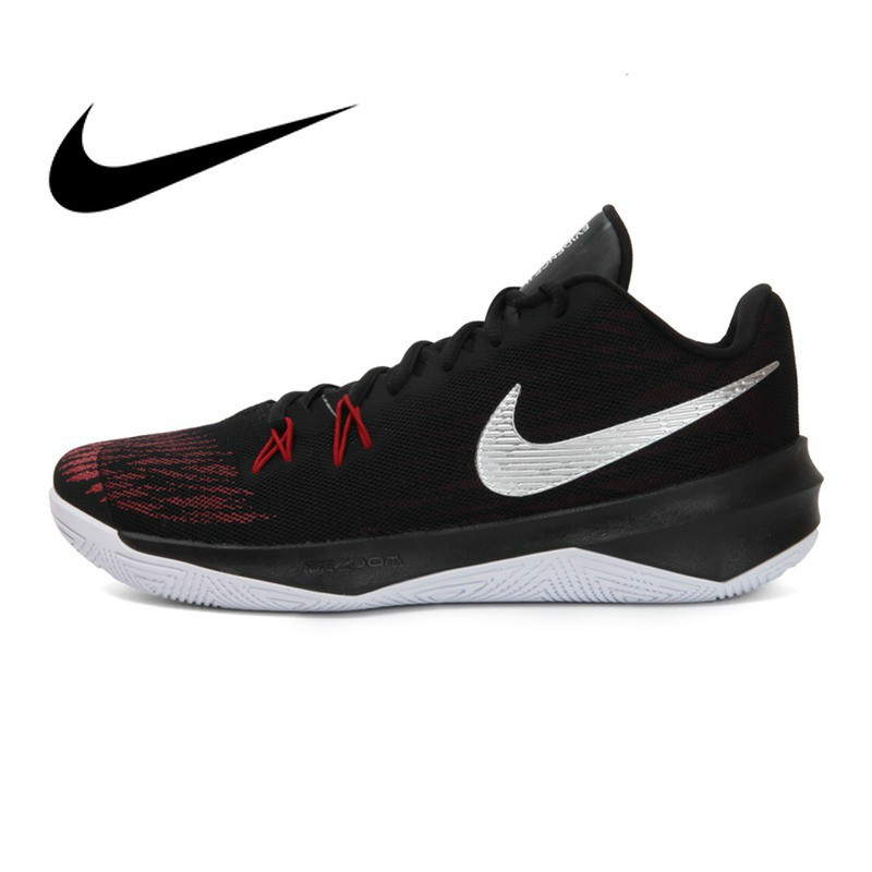 961be875cbabf Original authentic 2018 NIKE ZOOM EVIDENCE II EP men's new basketball shoes  breathable and comfortable sports