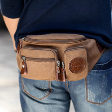 Men's Travel Belt Wallets