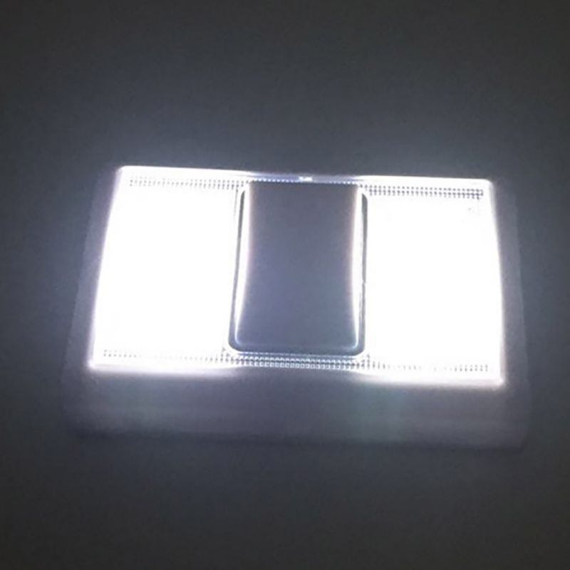 4 LED Garage Under Cabinet Lights Magnetic Ultra Bright