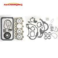 4D30 For MITSUBISHI ROSA CANTER 3.3L Metal Engine Rebuilding Kits Overhaul Package Full Set Engine Gasket ME999012 50086900