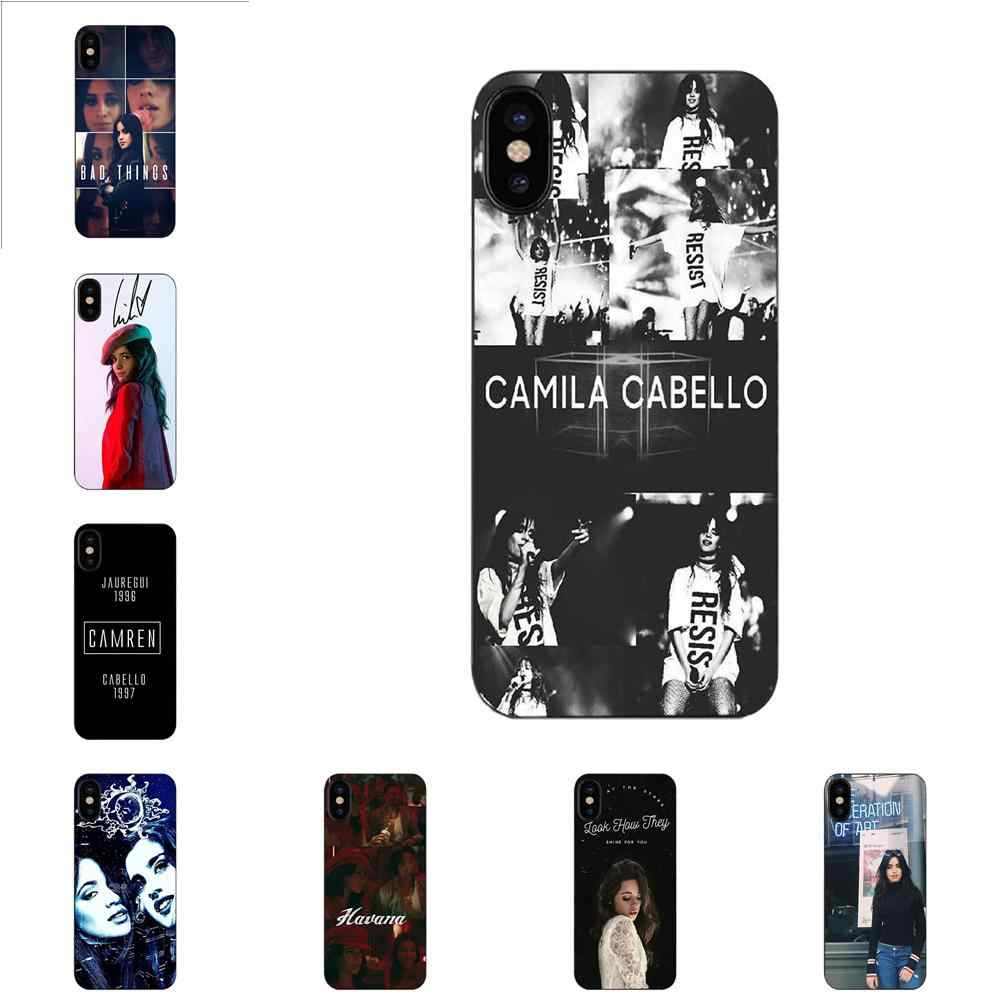 c440df3e9ac Detail Feedback Questions about Oedmeb Popular Case For Apple iPhone 4 4S 5  5C 5S SE 6 6S 7 8 Plus X XS Max XR Camila Cabello Singer on Aliexpress.com  ...