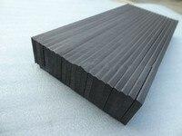 EK60 лопасть из углеродистого графита для Rietschle насосы KTA 80/2, KTA 80/4, KTA 100/1, DTA 140, DVT 2,100