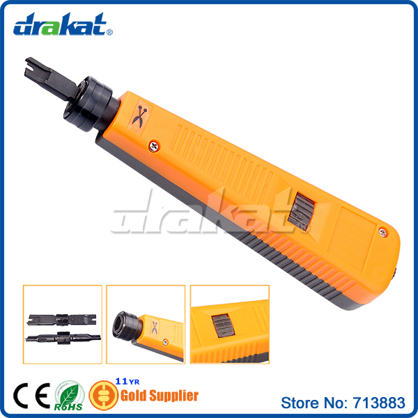 Telecom IDC 110 88 Patch Panel Punch Down Tool ...