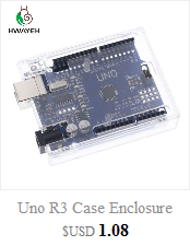 HWAYEH high quality One set UNO R3 CH340G+MEGA328P Chip 16Mhz For Arduino UNO R3 Development board + USB CABLE 19