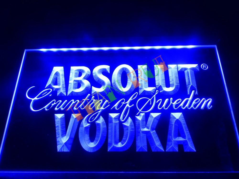vodka light absolut neon beer sign bar sweden country led decor funny quotes signs crafts absolute pub natural wholesale font