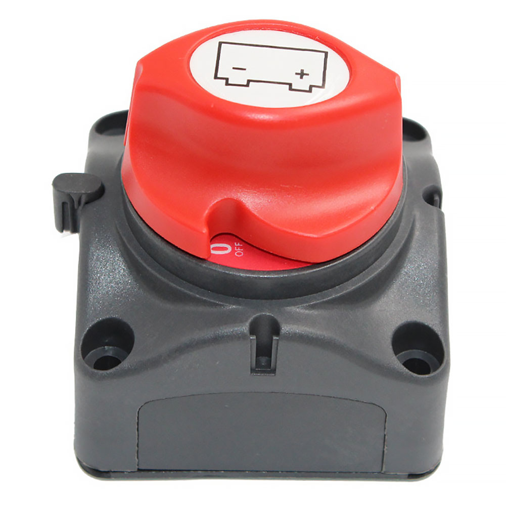Van Cut Off Switch Removable Disconnect Switch Car Power Knob Truck Boat Isolator Battery(China)