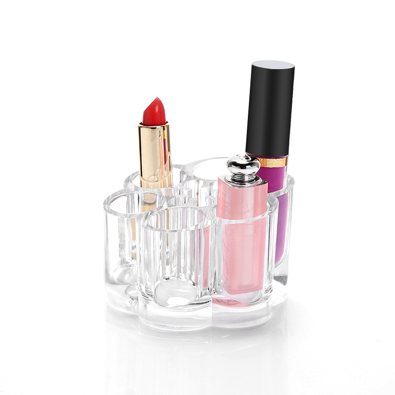 2018 High Quality Cosmetics Storage Box Acrylic Lipstick Lipstick Desktop Storage Box HB88