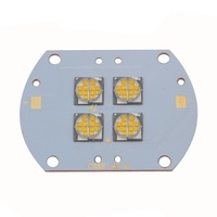 CREE MTG MT G Warm White 2700K 4 LEDS 12V 24V 96W High Power Led Emitter