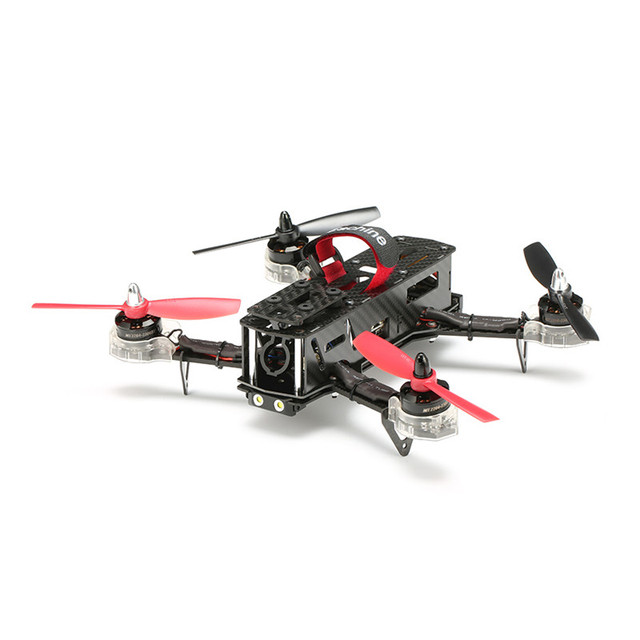 New Arrival Eachine Falcon 250 Pro CC3D Naze32 F3 RC Racer Drone ARF Without Battery Charger Camera VTX Remote Control