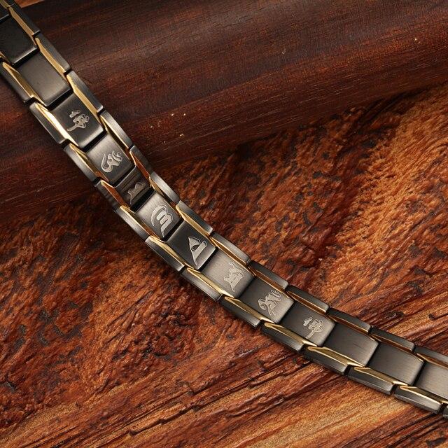 Магнитный браслет welmag из нержавеющей стали для улучшения