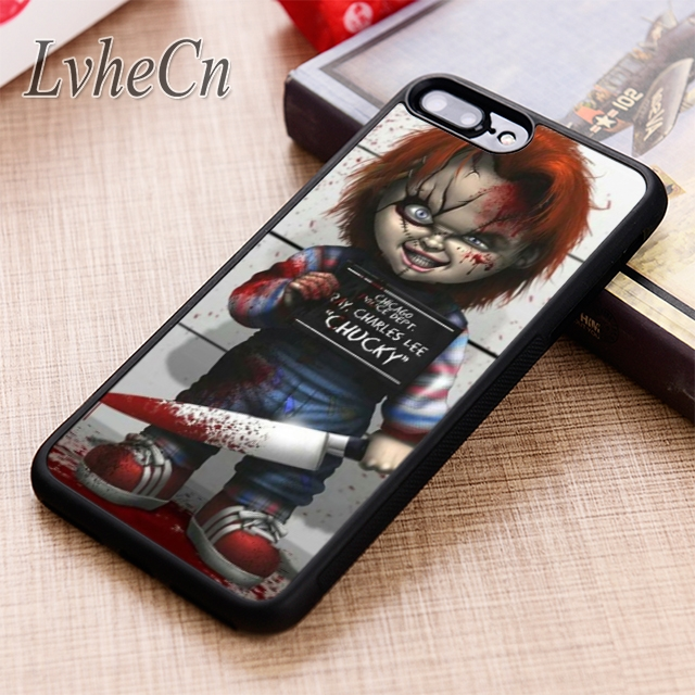 CHUCKY SCARY DOLL iphone case