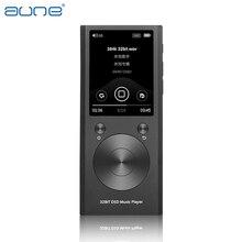 Новые Aune M1S Портативный Профессиональный Lossless музыка MP3 HiFi плеера DAP поддерживается WAM/FLAC/dsd/APE /MP3/ALAC/aac