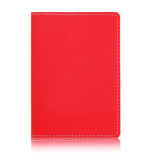Fashion Leather Passport Cover ID Business Card Holder Travel Credit Wallet Purse Case Driving License Thin Card Bag недорого