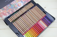 free shipping macro 48 colors colored pencil set for paint pastitle