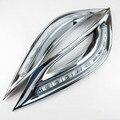 Дневные Ходовые Огни 12 В автомобильные светодиодные поворотник drl для Hyundai Sonata 11-12