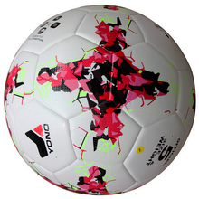 Official Certified Soccer ball Outdoor Team Sport uses Advanced PU Football #Ball-Size5 Passion on the football field