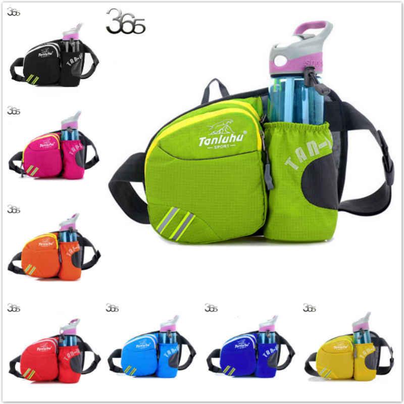Bezpłatny statek 2015 gorąca sprzedaży! Więcej kolorów wybór Unisex wodoodporny ładny czajnik butelka wody nylonowa torba na ramię