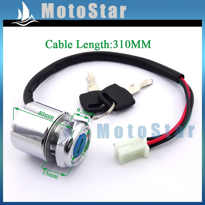 4 font b Wire b font Motorcycle On Off Kill Ignition Key Switch For font b online get cheap chinese atv wiring aliexpress com alibaba group,Scooter Kill Switch Wiring