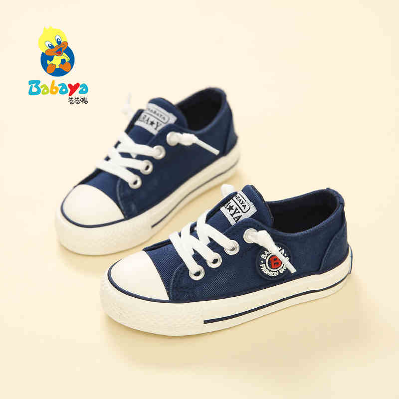 Kids shoes for girl kids canvas shoes boys 2017 new spring girls shoes kids fashion children casual sports shoes boys