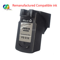 1 x black ink Cartridge Compatible for Canon PG 510 PG510 for Canon MP270 MP280 MP480 MP490 MX350 MP240 iP2700 MP282 MP495 MP499